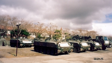 有珠装甲車