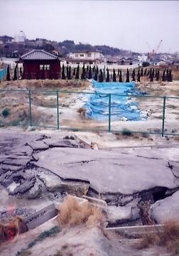 野島断層3